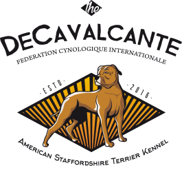 DeCavalcante Kennel FCI Logo