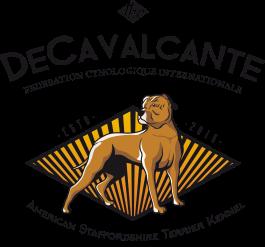 DeCavalcante Kennel FCI Logo
